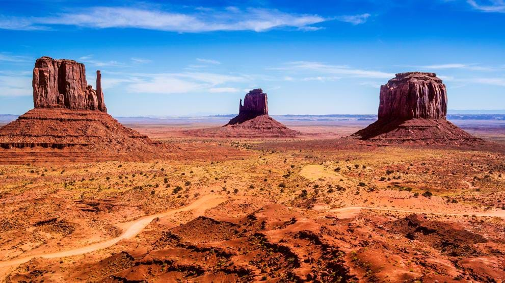 Ferie i USA - Monument Valley
