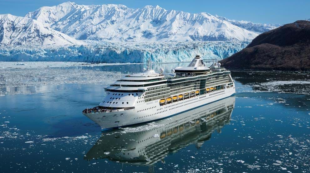 Radiance of the Seas - Krydstogt i Alaska