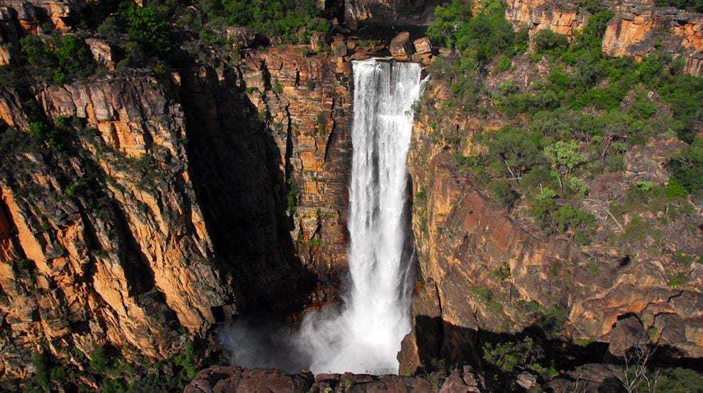 Jim Jim Falls i Kakadu National Park