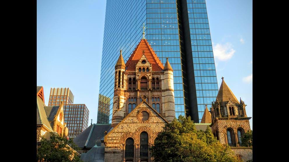 Trinity Episcopal Church i Boston