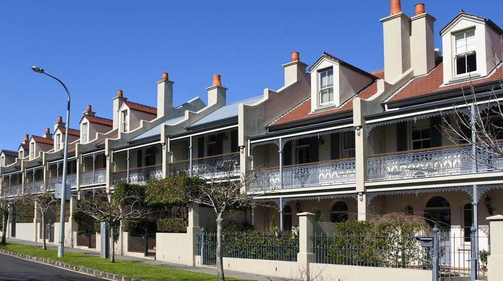 Traditionelle huse i Auckland