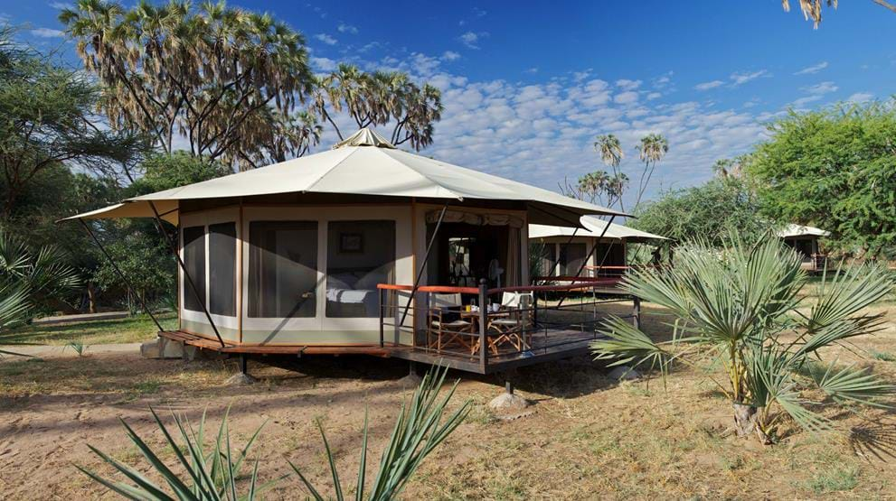 Ashnil Samburu Lodge