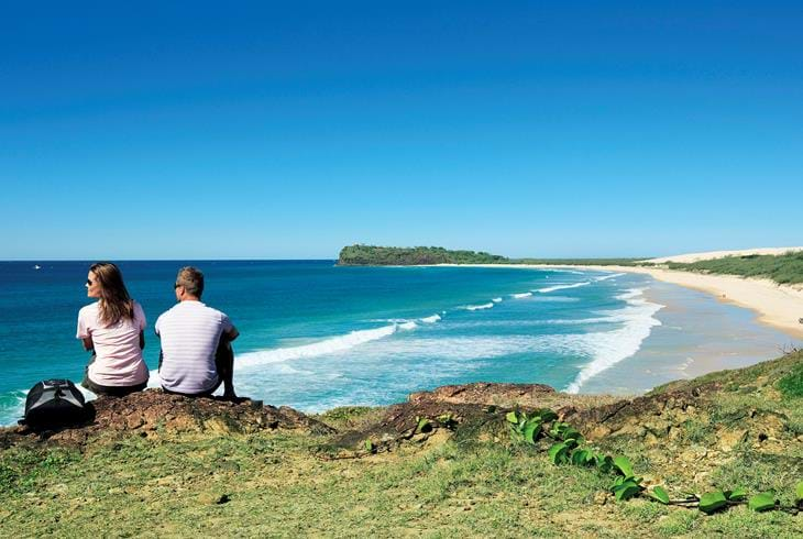Fraser Island | Foto: Tourism & Events Queensland