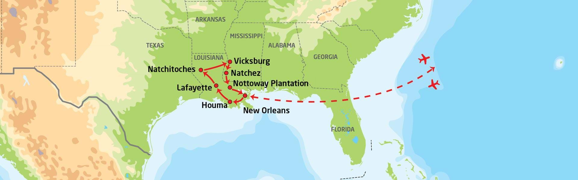 Sydstaterne Helt Autentisk Kor Selv Ferie Med Benns