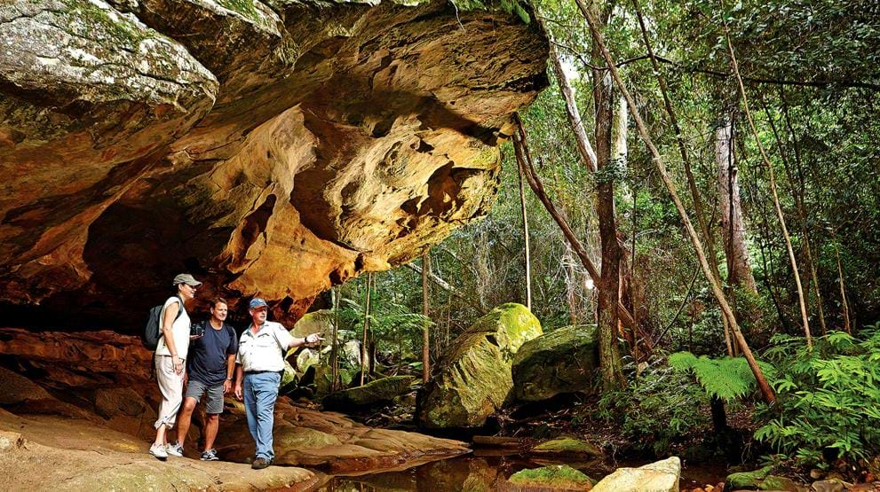Dream Time Walk i Mossman | Foto: Tourism and Events Queensland